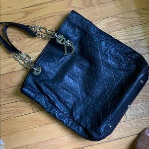 Dior Bags - Dior leather tote new beautiful